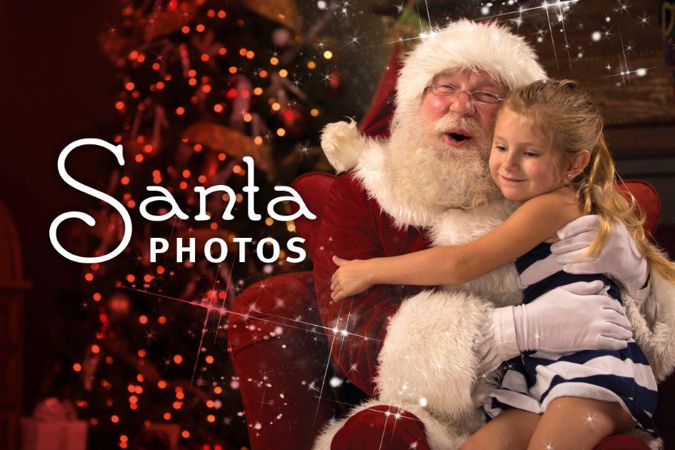 Create memories with Santa Photos