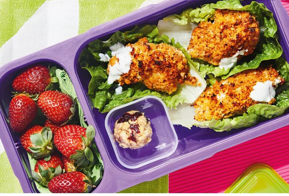 Woolworths easy lunchbox ideas