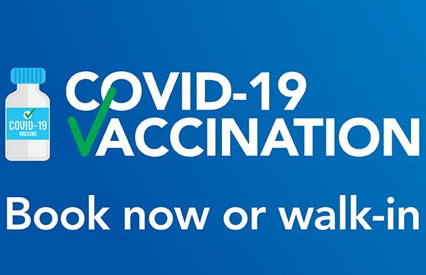 COVID-19 Vaccination available in centre!